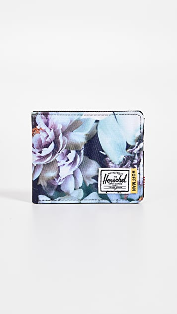Herschel Supply Co. x Hoffman Printed Wallet