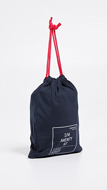 Herschel Supply Co. Amenity Kit