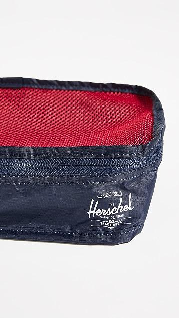 Herschel Supply Co. Travel Organizer Set