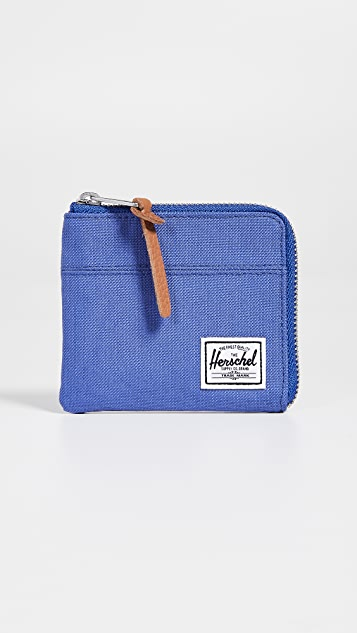 Herschel Supply Co Johnny Zip Wallet