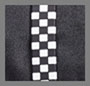 Black/Checkerboard