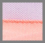 Lavendula/Light Grey/Salmon