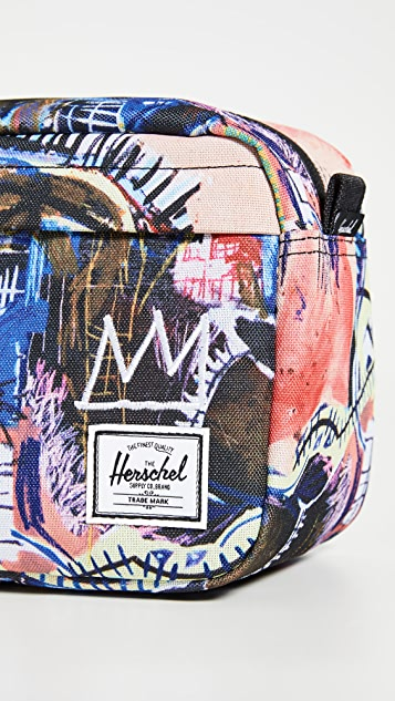 Herschel Supply Co. x Basquiat Chapter Toiletry Bag
