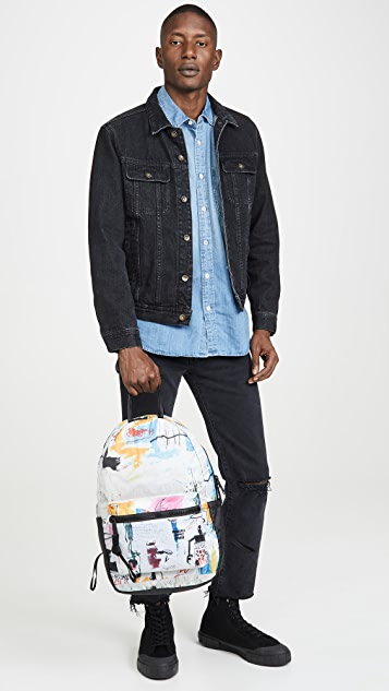 Herschel Supply Co. x Basquiat HS6 Backpack