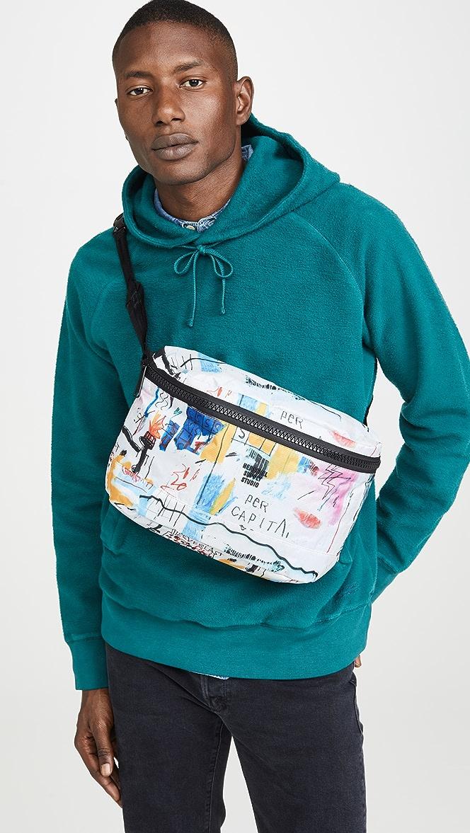 Herschel Supply Co Herschel x Basquiat HS9 Hip Pack Basquiat Per Capita