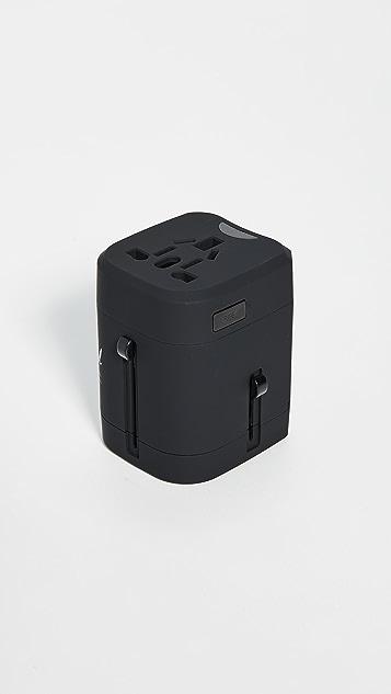 Herschel Supply Co. Travel Adapter
