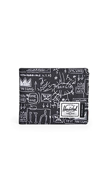 Herschel Supply Co. x Basquiat Charlie Card Case