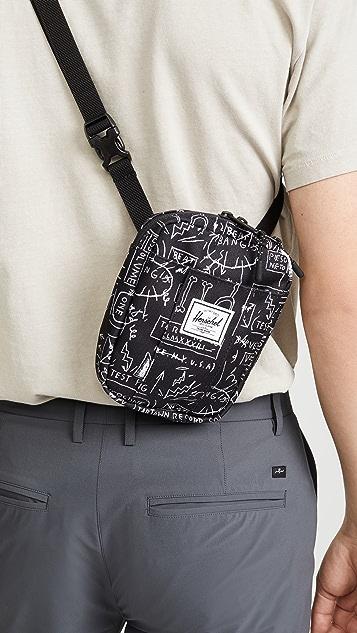 Herschel Supply Co. x Basquiat Cruz Crossbody Bag
