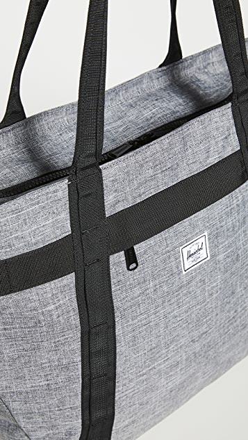Herschel Supply Co. Alexander Zip Tote Bag