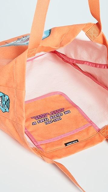 Herschel Supply Co. Santa Cruz Long Tote Bag