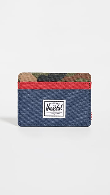 Herschel Supply Co. Charlie RFID Wallet