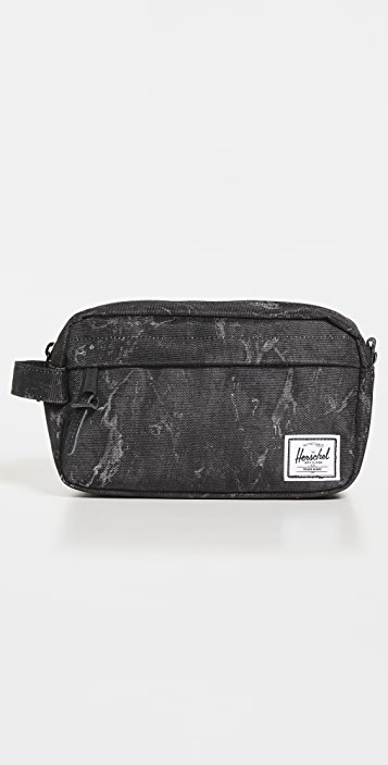 Herschel Supply Co. Chapter Travel Kit Co 600d Poly Bk Marble