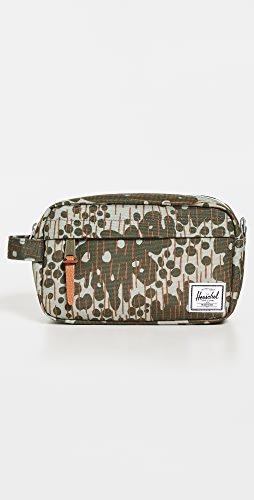 Herschel Supply Co. - Chapter Travel Kit Co 600d Poly Grn Pcamo