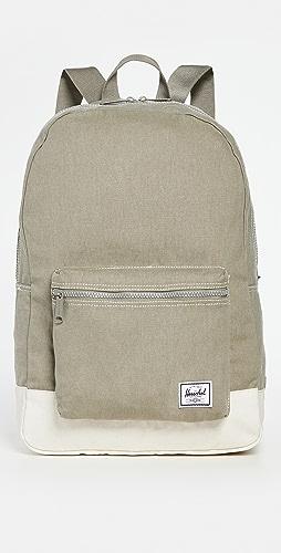 Herschel Supply Co. - Daypack Cotton Canvas Backpack