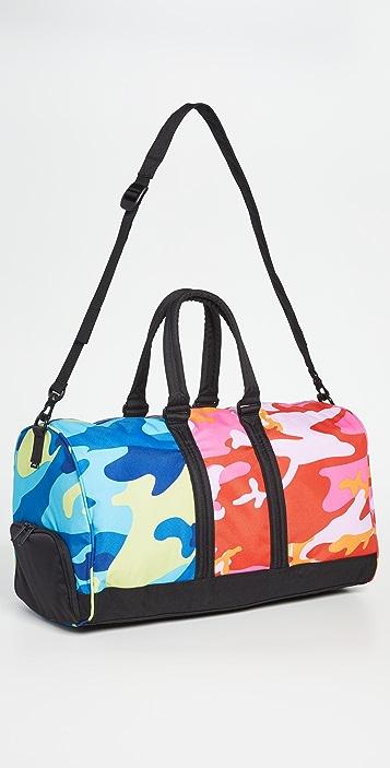 Herschel Supply Co. x Andy Warhol Novel Duffle Bag