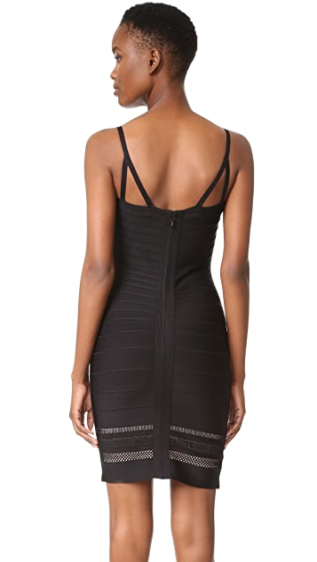 Herve Leger Nanette Dress