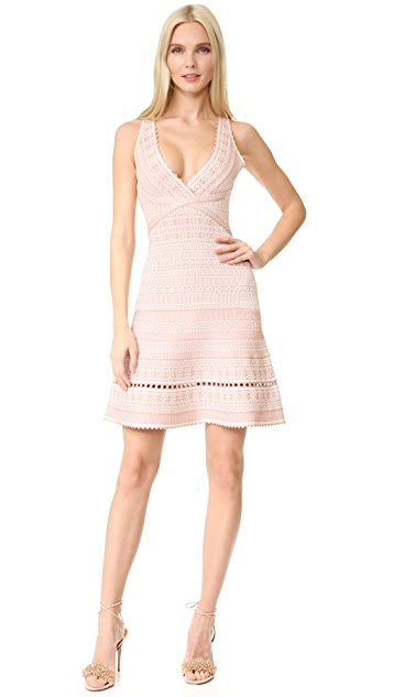 Herve Leger Stacey Dress