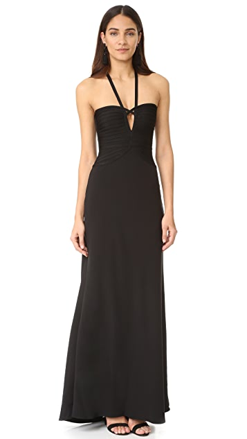 Herve Leger Noemi Maxi Dress