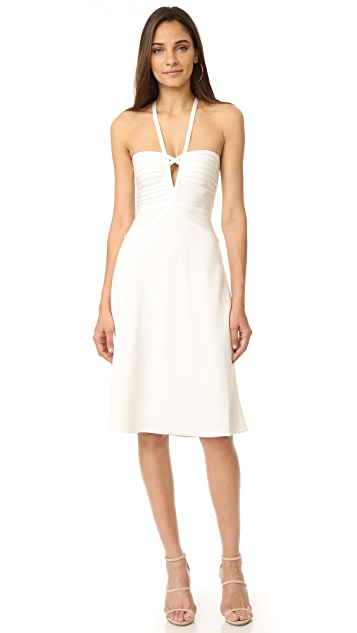 Herve Leger Kennedy Knee Length Dress