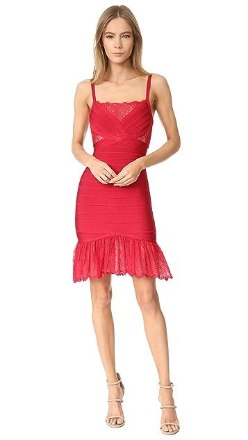 Herve Leger Addison Dress