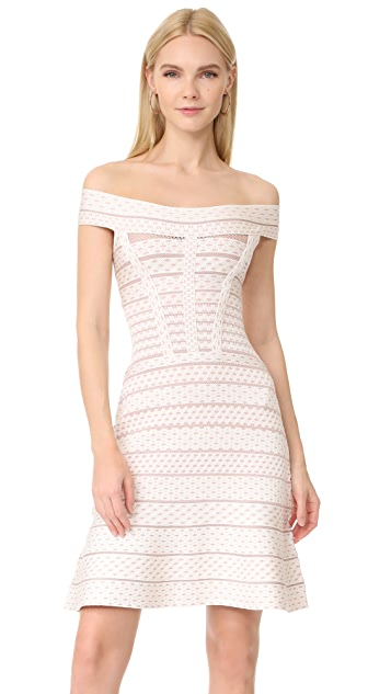 Herve Leger Camira Dress