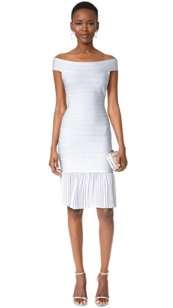 Herve Leger Phoebe Dress