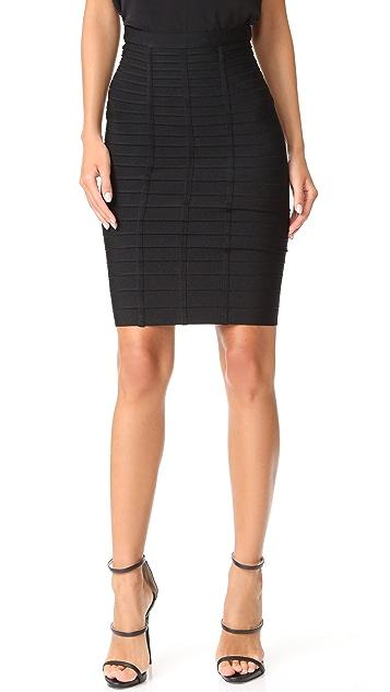 Herve Leger Skirt