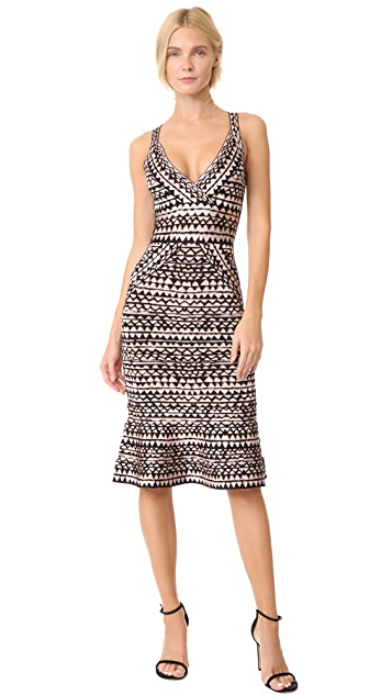 Herve Leger Veroni Dress