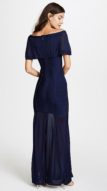 Herve Leger Caitlin Dress