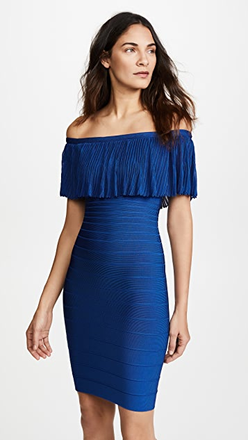 Herve Leger Lucee Dress