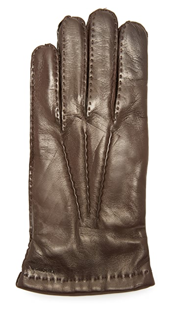 Hestra Edward Sheepskin Wool Lined Gloves