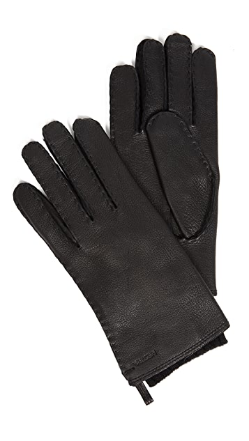 Hestra Tony Deerskin Wool Lined Gloves