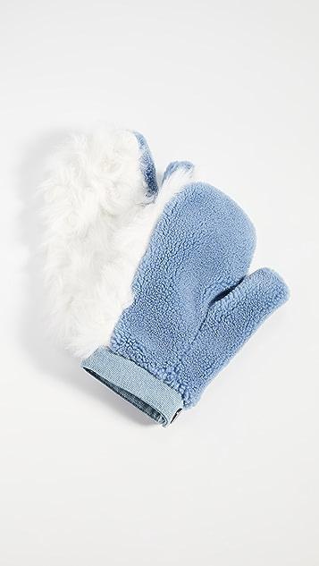 Heurueh 混搭设计手套