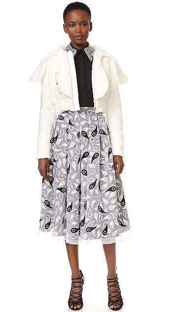 Holly Fulton Janet Faux Fur Jacket