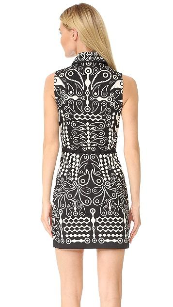 Holly Fulton Printed Cotton Dress