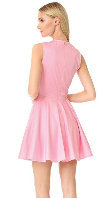 Holly Fulton Хлопковое платье