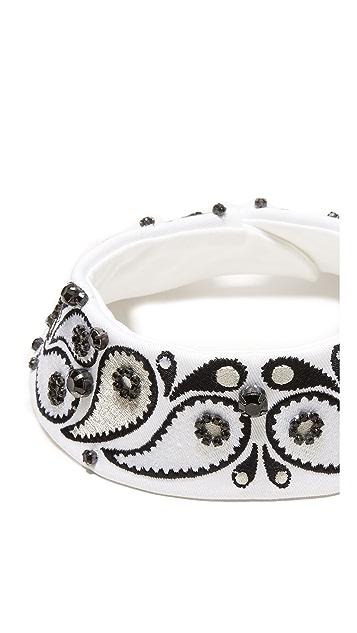 Holly Fulton Embellished Collar