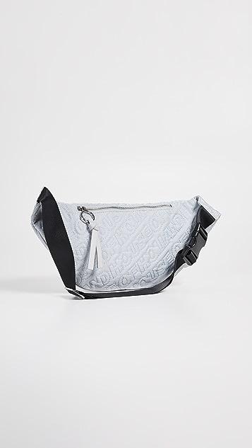 House of Holland Поясная сумка с вышивкой