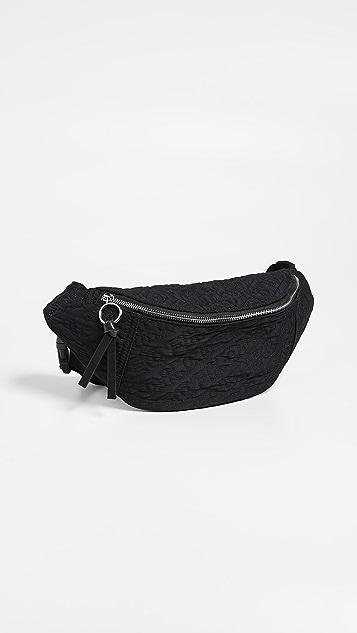 House of Holland Embroidered Belt Bag