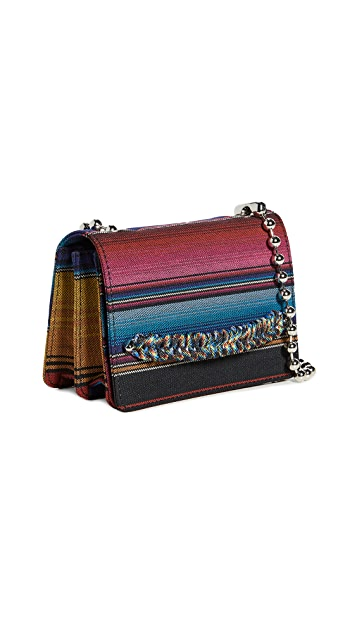 House of Holland Mexican Stripe Crossbody