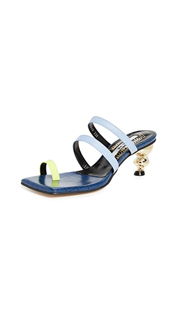 House of Holland Sunrise Sandals