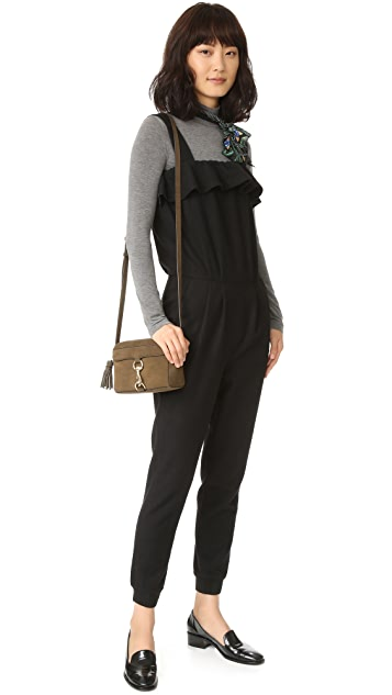 Intropia Sleeveless Jumpsuit
