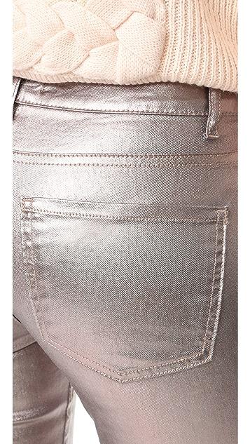 Intropia Metallic Jeans