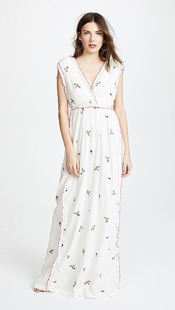 Intropia Sleeveless Maxi Dress