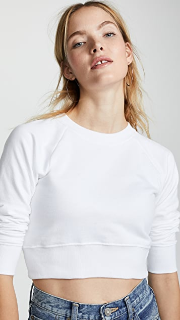 x karla 短款运动衫