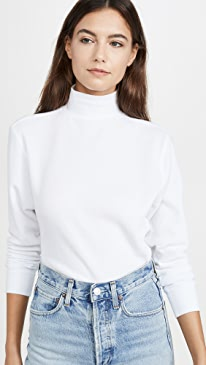 The Mock Neck Top