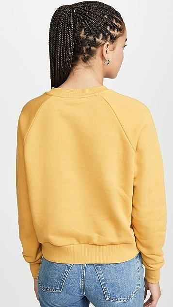 x karla The Raglan Crew Sweatshirt