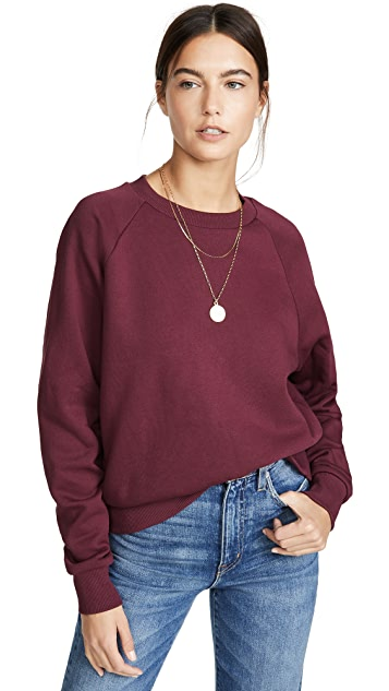 x karla The Raglan Crew Sweatshirt
