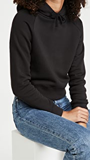 x karla Crop Hooded Sweatshirt