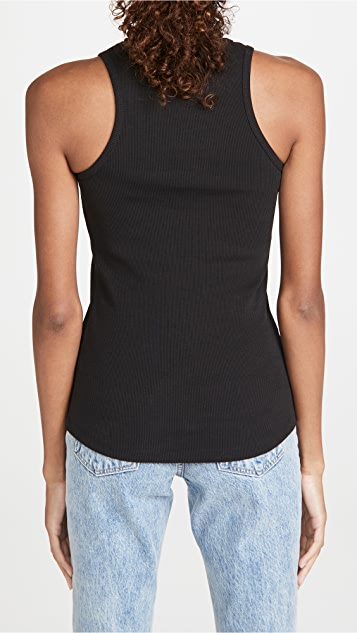 x karla The Ribbed Tank